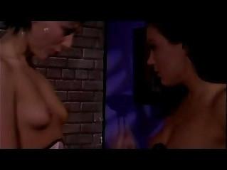 Stunning nasty lezdom spanking