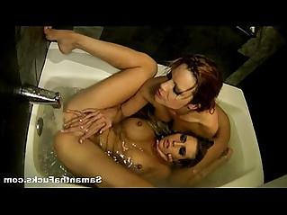 Hot Bath Lesbians