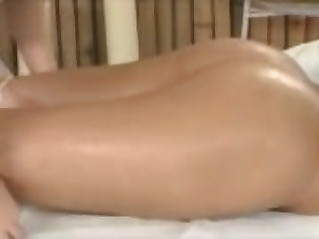 Massage Rooms Two lesbians with hot bodies
