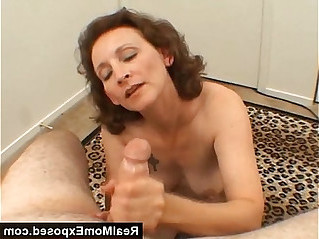 Motel Fling With horny Mature Slut