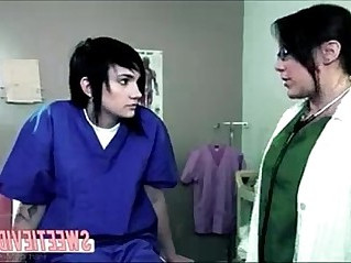 Lesbian Doctor and patient mature girl girl