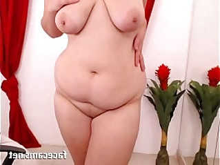 Beauty Girl Masturbating On Webcam
