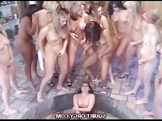 Pussy Squirt Shower