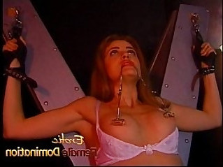 Two saucy hot playgirls enjoy having some kinky lesbian fun